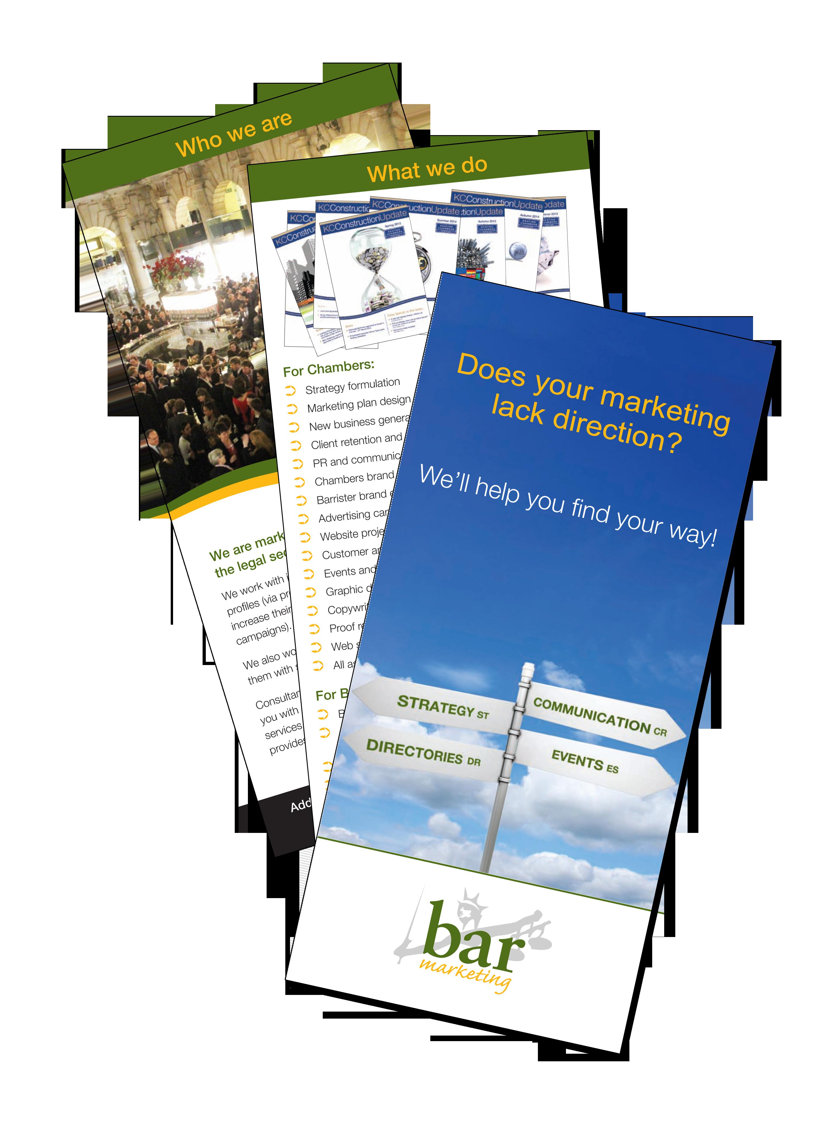 Bar Marketing on-demand overview